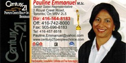 Century 21 – Pauline Emmanuel