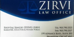 ZIRVI Law Office